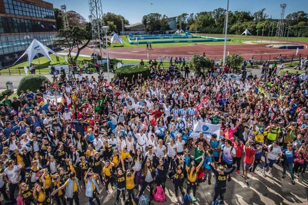 Lanzamiento de programas nacionales de deportes en el Cenard