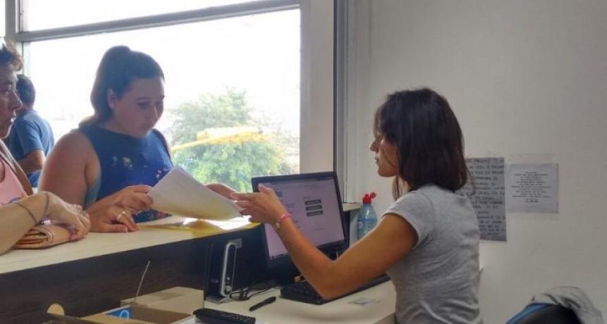 Más de 5700 estudiantes son beneficiarios del Boleto Estudiantil Gratuito