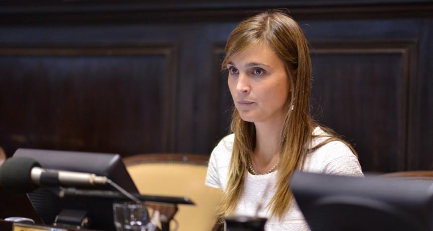 La Diputada Giaccone presentó un proyecto para que los clubes queden exentos de pagar el aumento a los efectivos