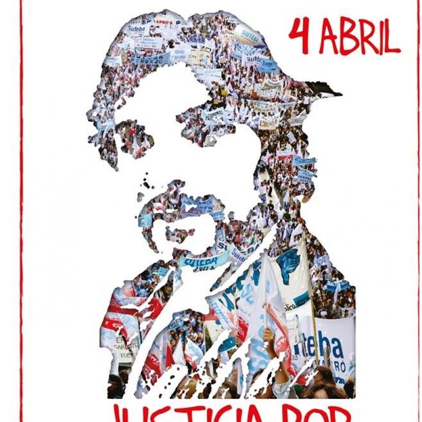 Jornada Nacional de CTERA en homenaje al maestro Fuentealba