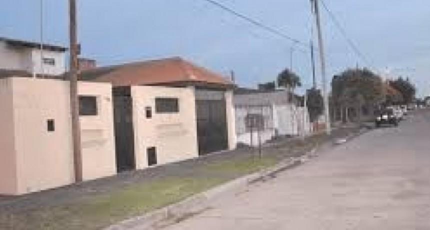 Robo en una vivienda del barrio Sarmiento