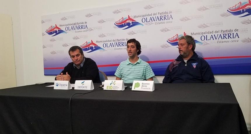 Relanzaron las Escuela de Iniciación Deportivas de Olavarría