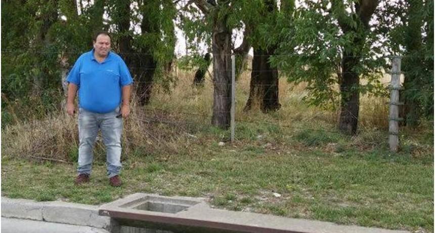 El Frente Renovador le pide al municipio tapas de alcantarilla