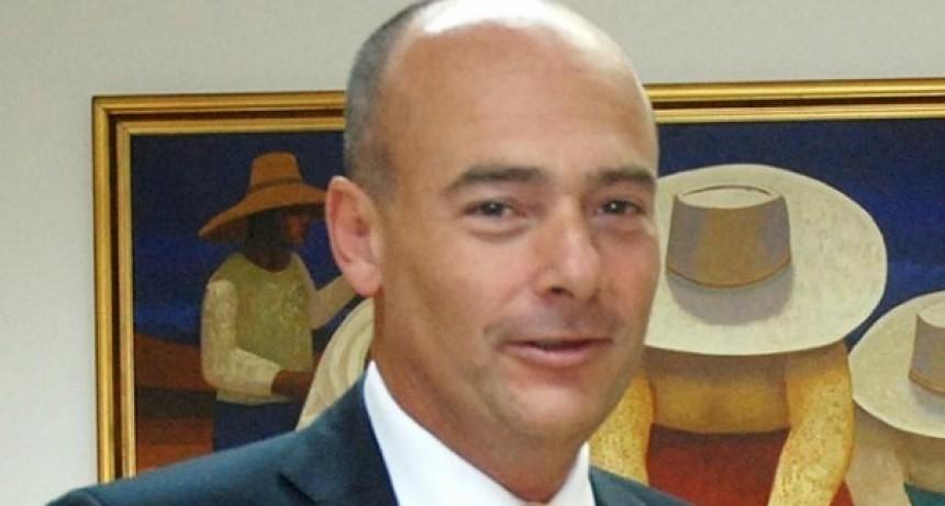 El intendente de Laprida, denuncia discriminación por la no adhesión al pacto fiscal