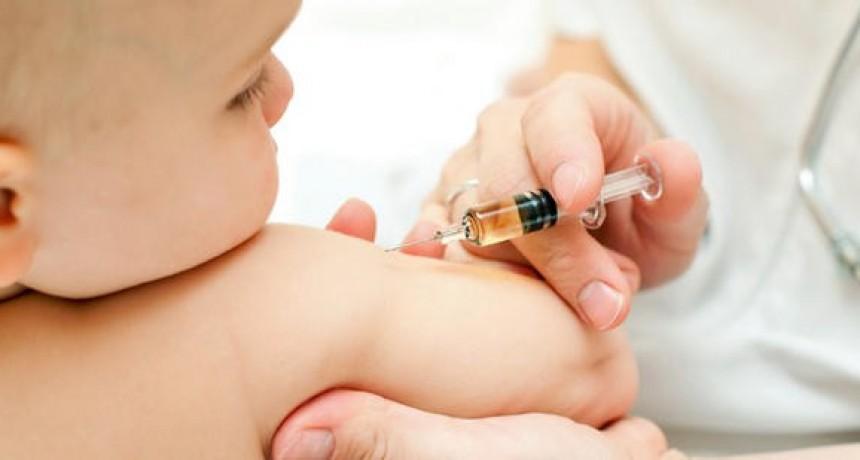 Vacunación antigripal: está indicada para todos los niños hasta los 2 años