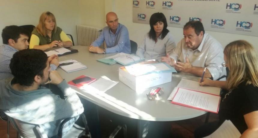 """Avanza el debate sobre la creación de la comisión de """"Género e Igualdad"""" en el Concejo Deliberante"""