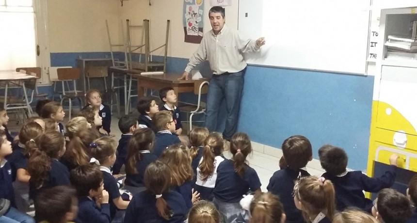 Educación y concientización vial para niños y jóvenes