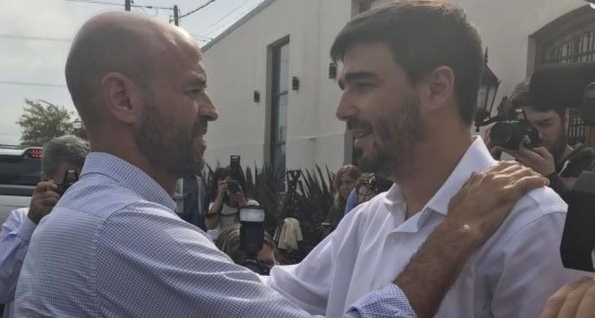 Dietrich: la 3 'será una ruta de nivel internacional entre Buenos Aires y Azul'