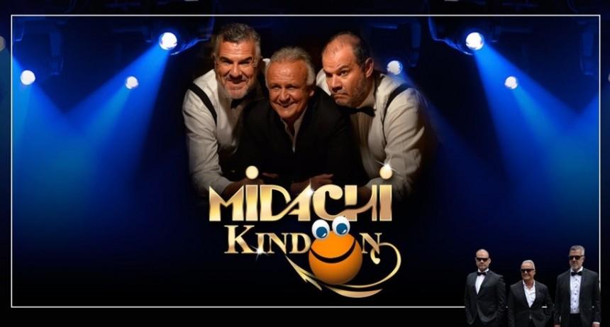 """""""Midachi Kindon"""" llega a Olavarría"""