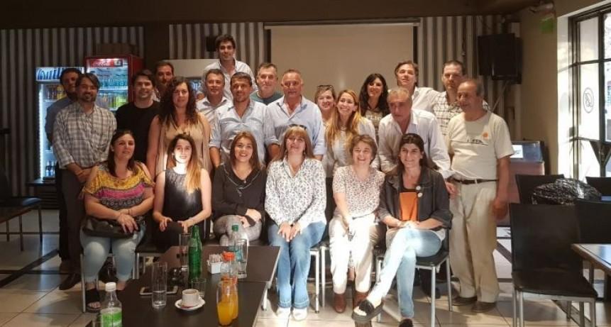 """El Diputado Eduardo """"Changui"""" Barragán se reunió con Concejales PRO de la séptima sección"""