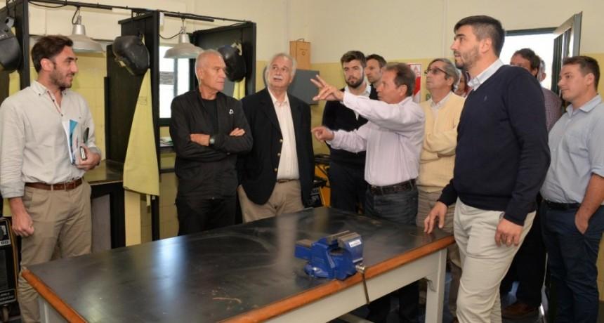 Con respaldo municipal, el ITecO amplía sus instalaciones