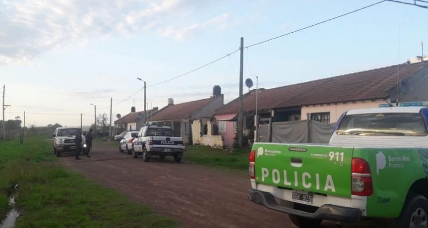 La policía detuvo a un chico de 16 años que acusa por un robo en el Barrio ACUPO