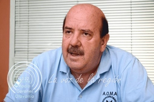 Situación en Barker: AOMA advierte medidas en todas las plantas de Loma Negra