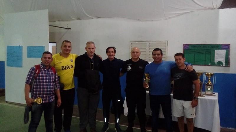 Agente de la Unidad 38 obtuvo el segundo puesto del Gran Prix Deportivo Anual del Servicio Penitenciario Bonaerense