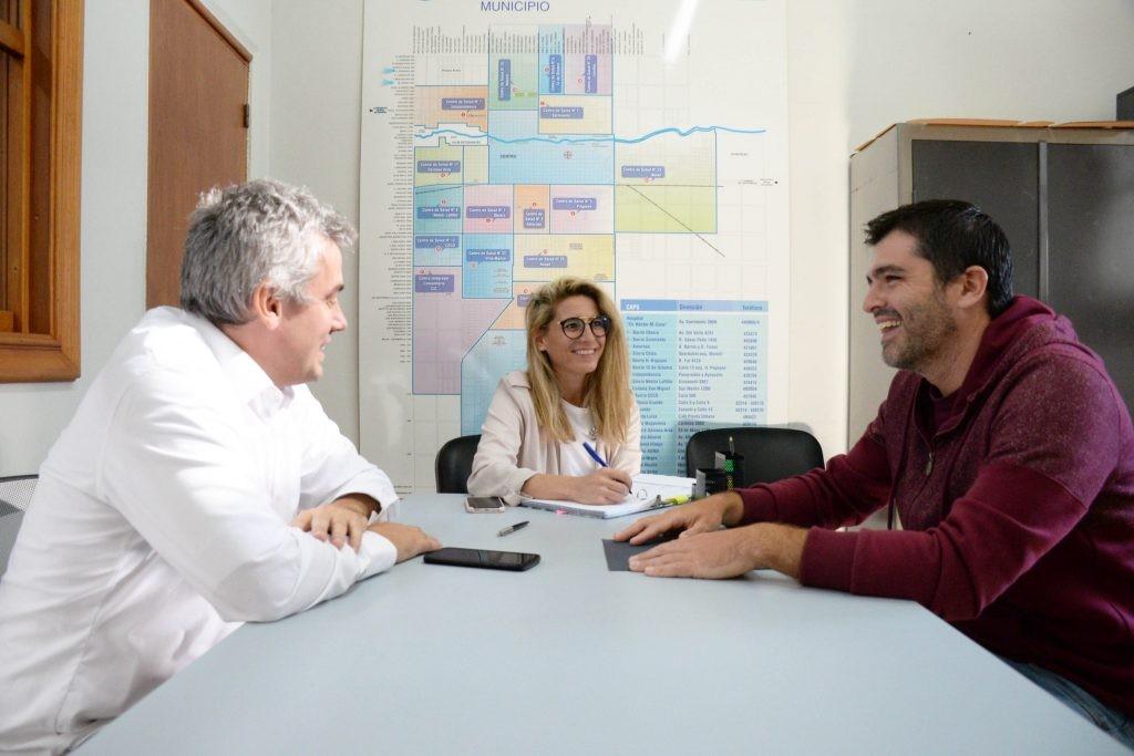 Andrés Castro es el nuevo Director de Bromatología