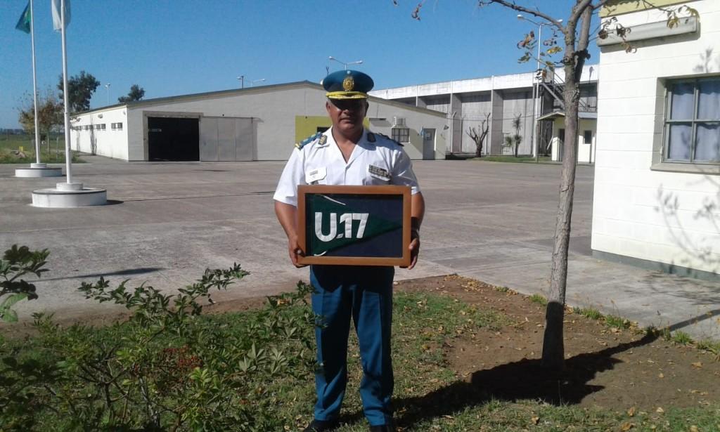El Prefecto Mayor Abel Ramírez es el nuevo director de la Unidad Nº17