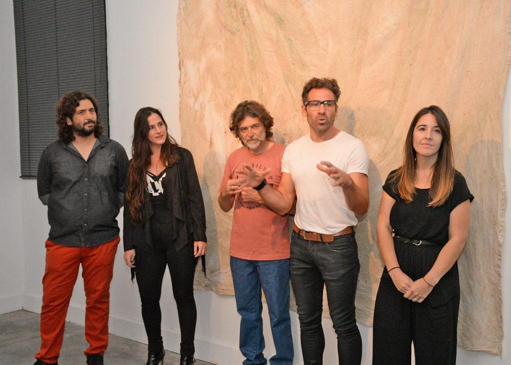 Muestra #69: Daniel Fitte y Paula Ferrari coordinarán visitas guiadas por cada una de sus obras