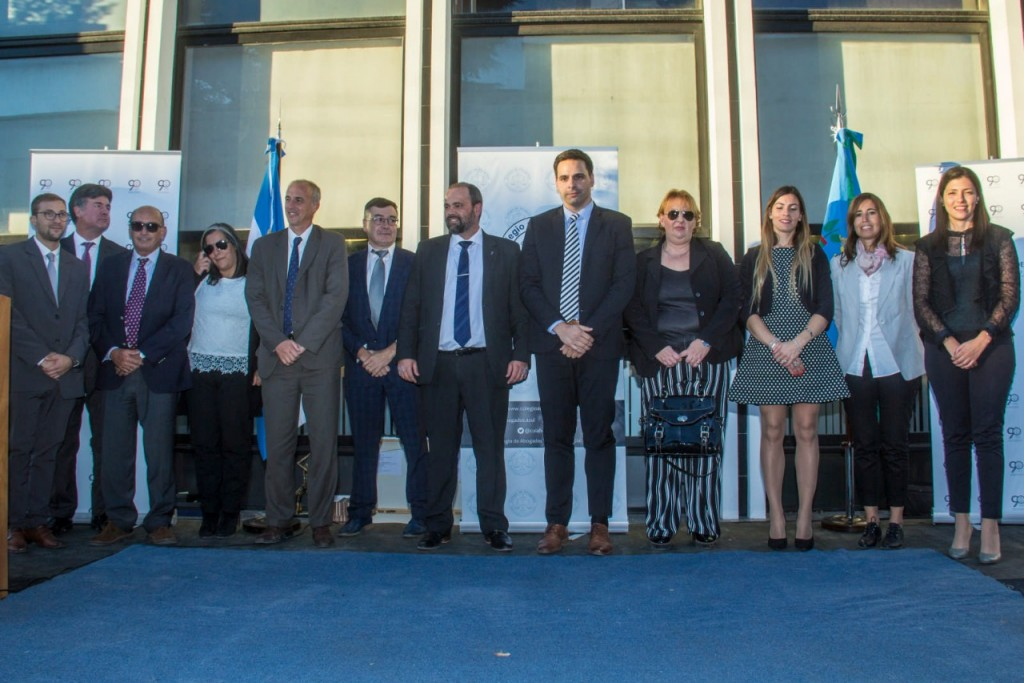 El Colegio de Abogados Departamental, con sede en Azul, celebró 90 años