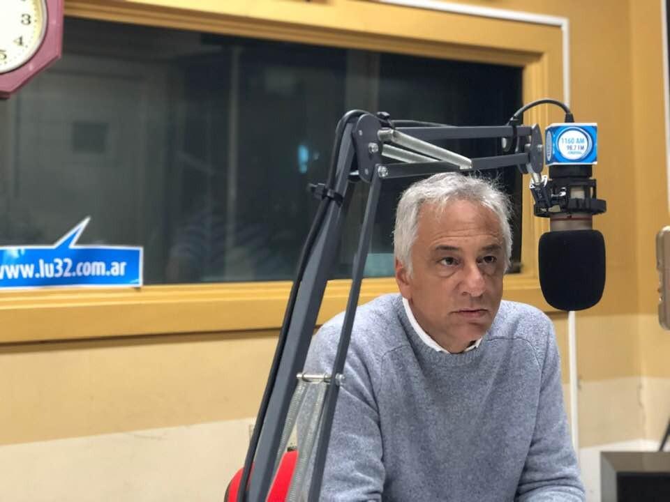 'Galli defendió más a Macri que a los olavarrienses'