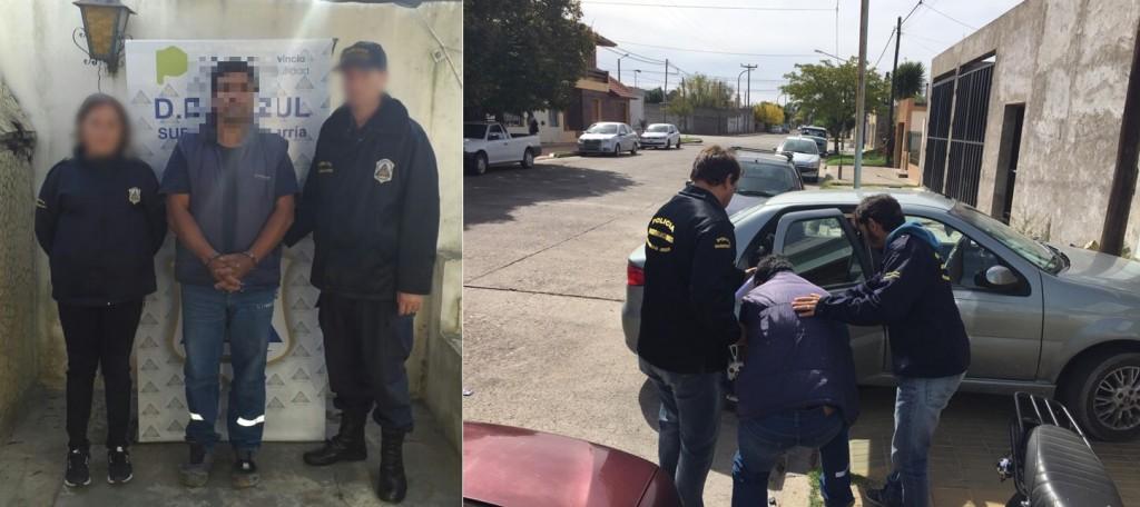 Dos detenidos por abuso sexual en un día