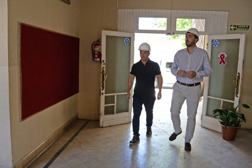 Se licitó la segunda etapa de obras para la Escuela Nº 17