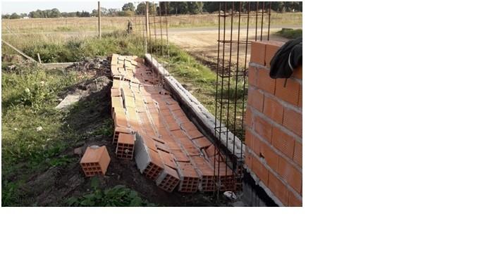 Vecinos del barrio Parque Paulownia preocupados por daños en la zona