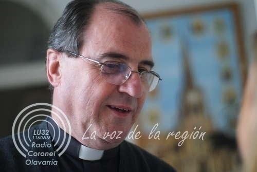 Monseñor Salaberry: 'la caridad de Cristo nos urge'