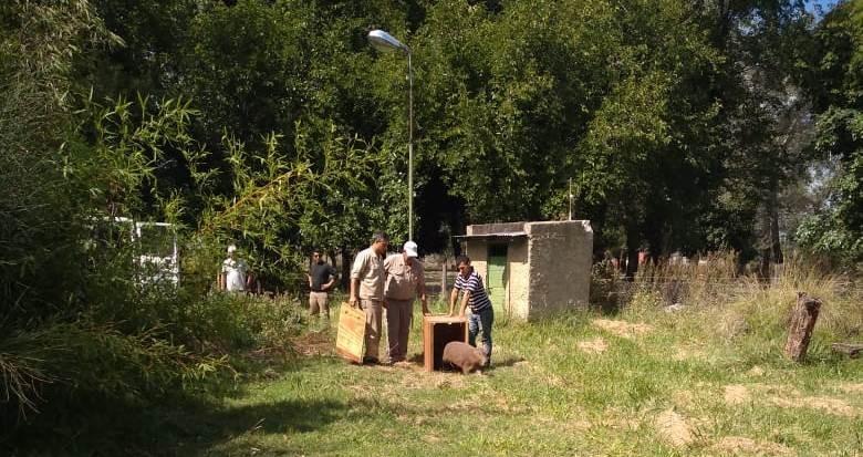 """Rescate y conservación en el Bioparque Municipal """"La Máxima"""""""