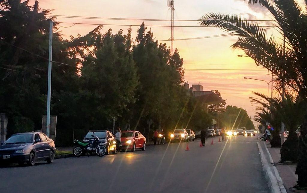Tránsito: en una semana se retuvieron 17 vehículos