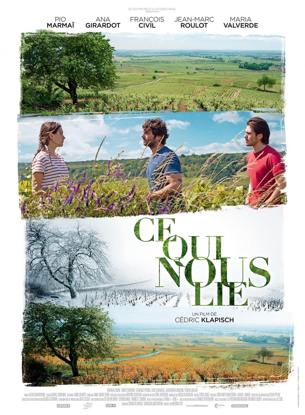 Cine Gourmet en la Alianza Francesa Olavarría