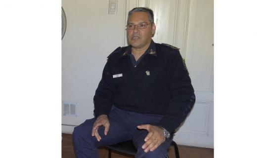 Comisario detenido acusado por extorsión