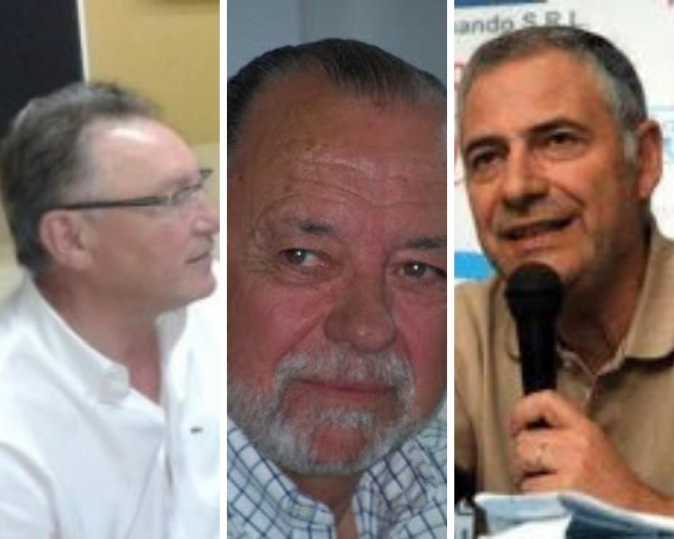 Tres ex presidentes  hablaron de la situación del AMCO