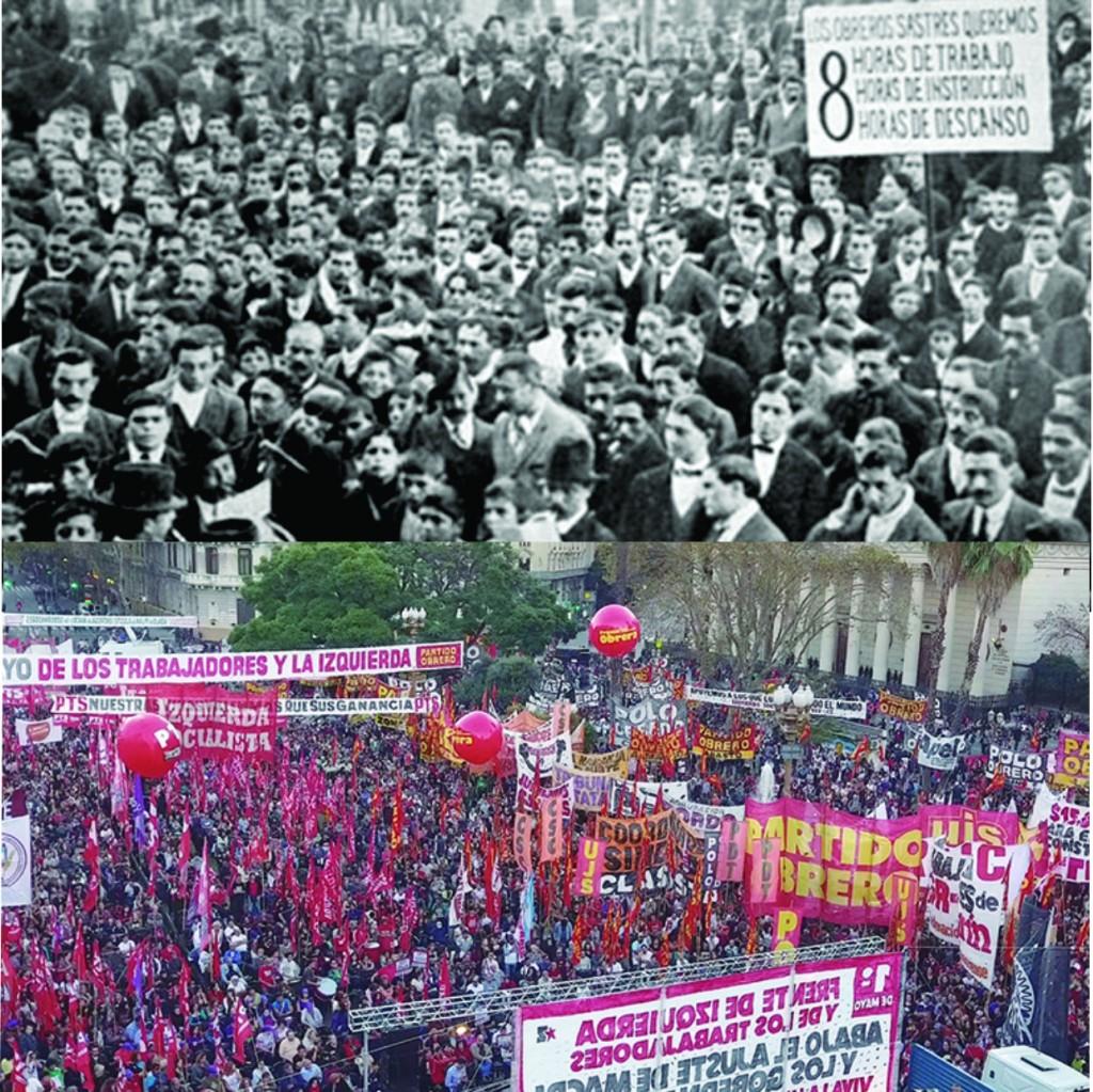 Nota de opinión del Partido Obrero Olavarría por el Día del Trabajador