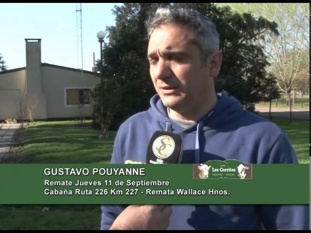 Gustavo Pouyane habló del primer remate de otoño de Cabaña Los Cerritos