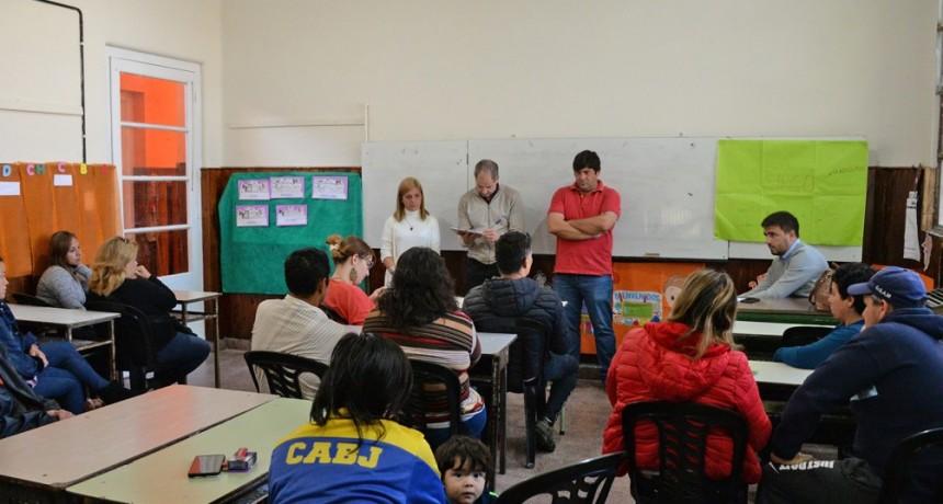 Un espacio de diálogo para mejorar la calidad educativa