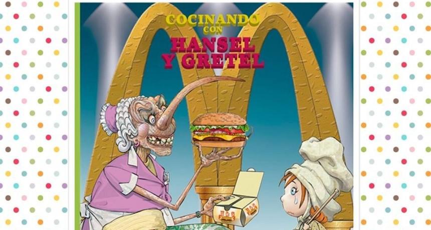 Diego Rojas publicó un nuevo libro para niños