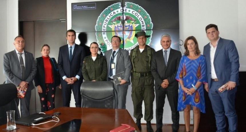 En Bogotá, Diputados de la provincia de Buenos Aires analizaron casos de extinción de dominio