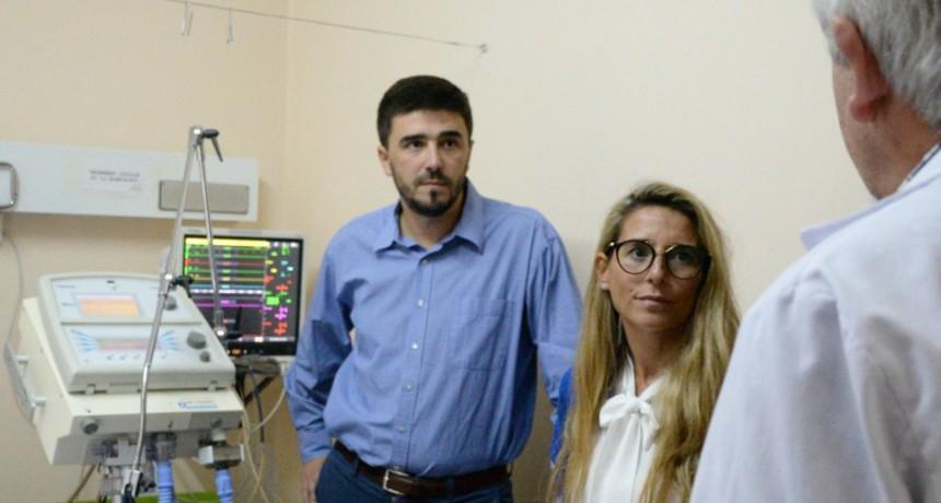 El Servicio de Unidad Coronaria optimiza el monitoreo de pacientes
