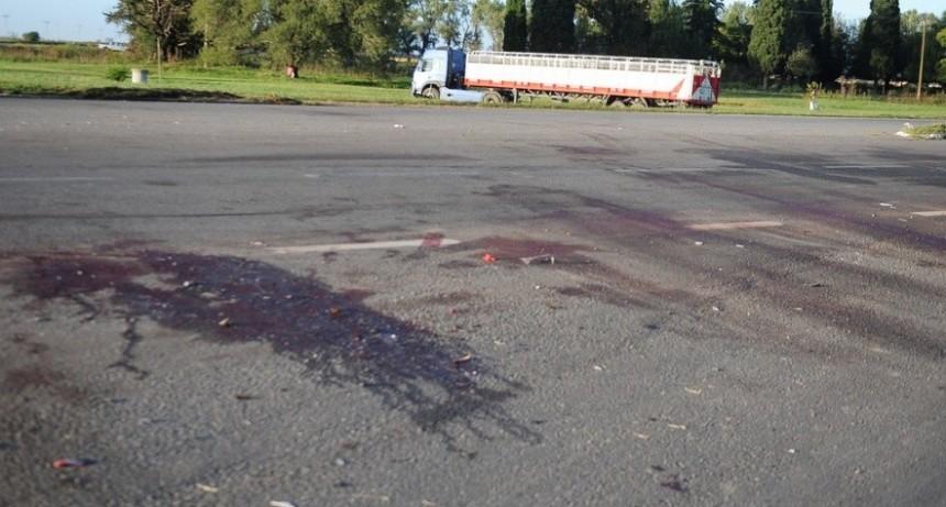 Choque frontal en Carmen de Areco: 8 muertos