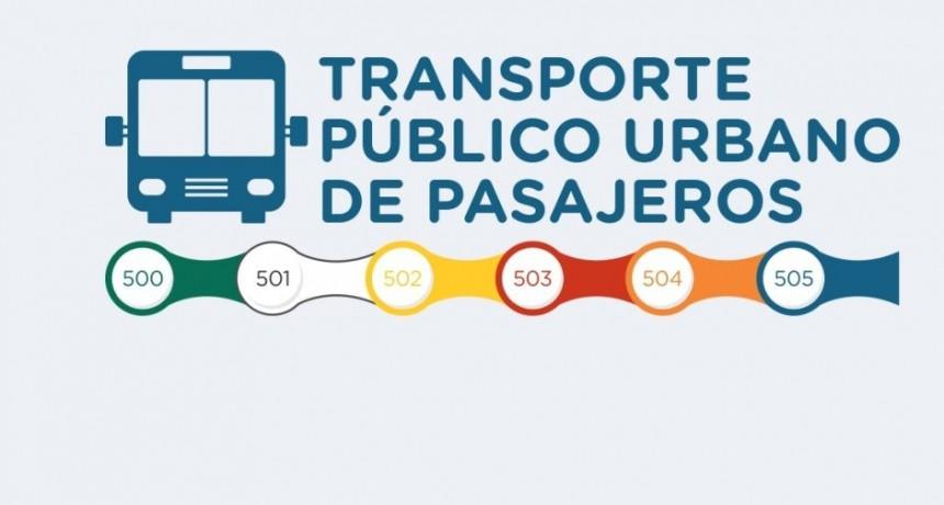 'Tu Bus': Difunden  recorridos y otros aspectos del servicio de colectivos urbanos