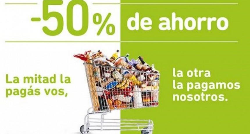 Volverían los descuentos en supermercados para clientes del Provincia