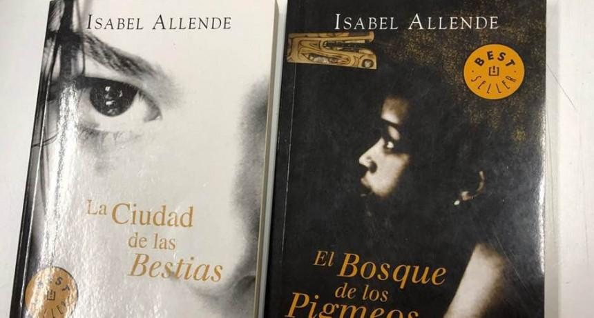 Otra obra de Isabel Allende, ambientada en la selva amazónica
