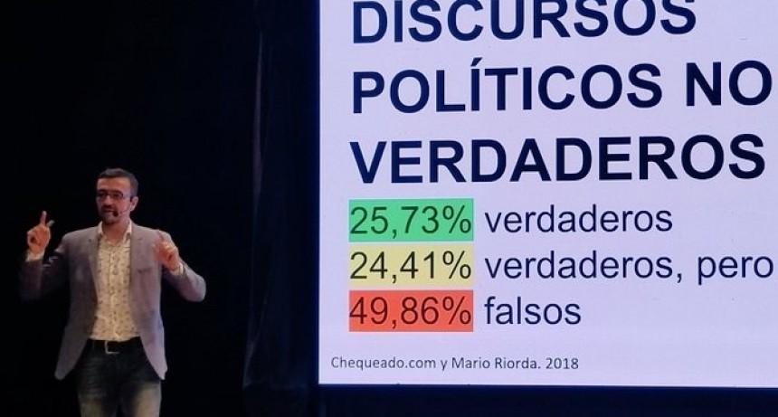 'La grieta no es un invento argentino'