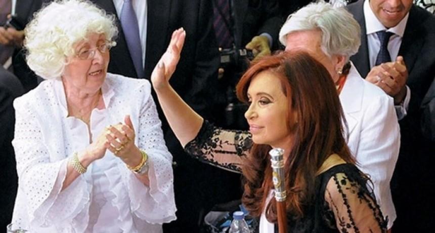 Falleció Ofelia Wilhelm, la madre de Cristina Kirchner