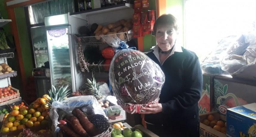 Se realizaron los sorteos de los huevos de pascua