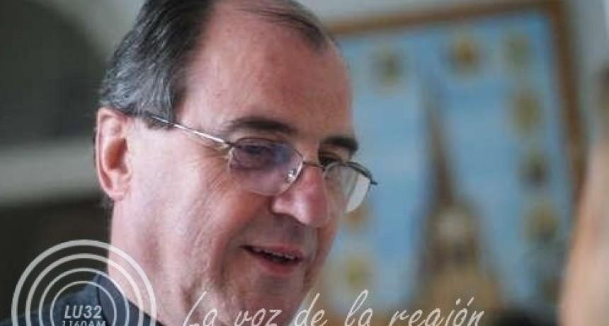 Monseñor Salaberry:'la caridad de Cristo nos urge'