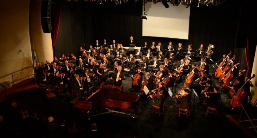 Concierto Pascual de la Orquesta Sinfónica Municipal de Olavarría