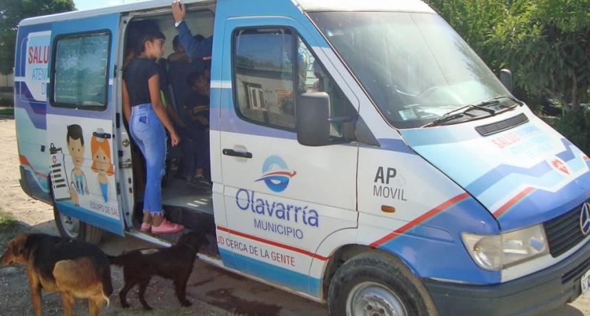 Jornada sanitaria integral en Barrio Independencia