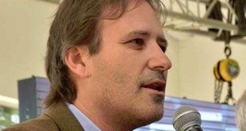 El vicepresidente del Consejo de Educación de la provincia, estará en Olavarría