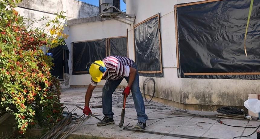 Mejoras en la atención sanitaria: obras de infraestructura para el Servicio de Ecografía